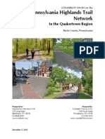 Quakertown Region Master Trail Plan 2013