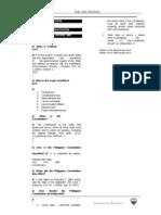 76160682 UST GN 2011 Political Law Proper