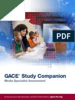 Gace Media Specialist Studyguide
