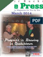Upper Bucks Free Press • March 2014