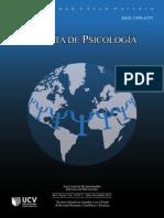 Revista Psicologìa 2012-II