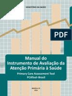 Manual Avaliacao Pcatool Brasil