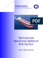 29395260 Technical and Operational for Bulk Carriers[1]