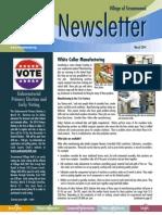 Streamwood News, March 2014