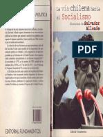 Allende Discursos