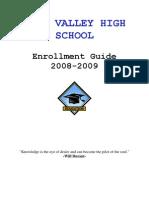 Enrollment 0809