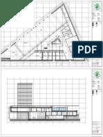 Konstruktives Projekt Feuerwache Baukonstruktion
