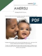 AmeriSu March Catalog