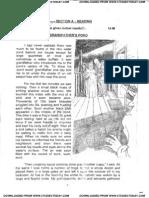 CBSE Class 5 English Model Test Paper (3)