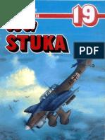 (Monografie Lotnicze No.19) Ju 87 Stuka