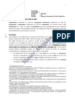 MODELO DE DEMANDA DE TÍTULO SUPLETORIO