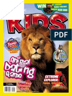 National Geographic KIDS South Africa 2012-02