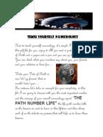 Teach Yourself Numerology