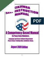 Kikamba Manual