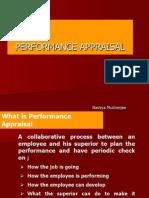 Performance Appraisal Class