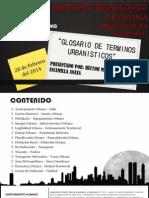 Urbanismo Trabajo