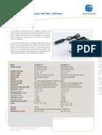 SP150 SP400-TD-MEX-0704inversor 150, 400 Watts
