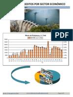 Crédito Suministro de Electricidad, Gas y Agua