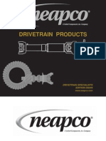 Neapco Master Catalog