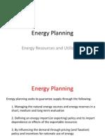 01 Energy Planning