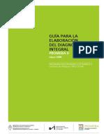 Guía para la elaboración del Diagnóstico Integral