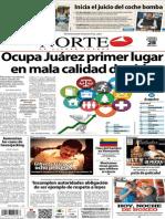 Periódico Norte edición impresa día 28 de febrero 2014