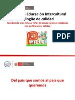 Propuesta Pedagogica Eib Elena Burga Viernes 18