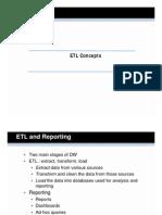 ETL Concepts