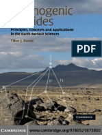 Cosmogenic Nuclides Principles Concepts and Applications in the Earth Surface Sciences