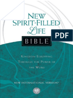 New Spirit-Filled Life Bible (NIV)