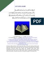 Al Quran Yang Ajaib