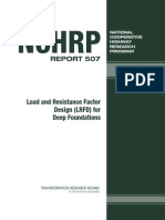 NCHRP Report 507