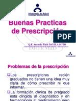 Buenas Practicas Prescripcion