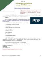 Decreto nº 7138