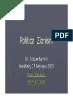Poli Tal Zionism