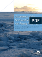Government of the Northwest Territories Anti-Poverty Action Plan