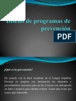 DISEÑO DEL PROGRAMA DE PREVENCION46