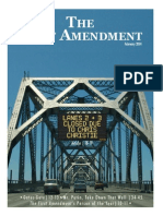 February 2014 issue of The First Amendment
