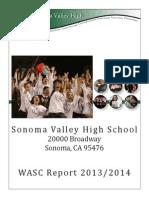 SVHS 2014 Wasc ReportWASC Report