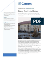 Going Bach into History