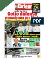 LE BUTEUR PDF du 13/10/2009