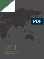 2011 WTF Annual Report