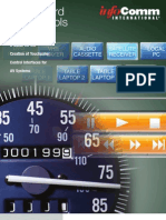 Dashboard for Controls