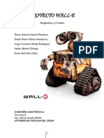 Wall E Proyect
