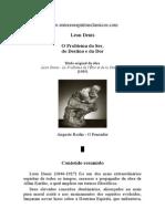 Léon Denis - O Problema do Ser do Destino e da Dor