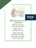 Christmas Gift Poem
