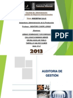 Auditoria de Gestion - Copia