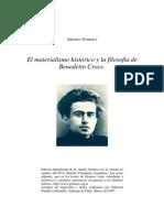 Gramsci Antonio - El materialismo historico y la filosofia de B Croce.pdf
