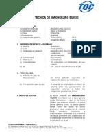 Ficha Tecnica de Magnekling Silicio