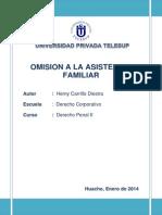Monografia - Omision Asistencia Familiar